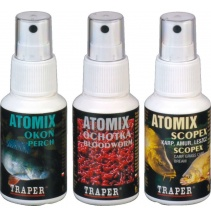Traper posilovač Atomix