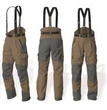 Urus 3 kalhoty GEOFFAnderson NEOPREN hnědo šedé