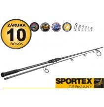 Rybářský prut SPORTEX - Best ONE Carp - dvoudílný