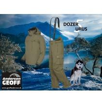 AKCE Geoff Anderson - DOZER 5 + Urus 5 - zelená
