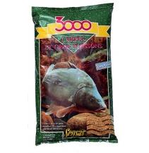 Krmení 3000 Carpes (kapr) 3kg