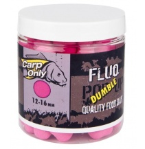 Plovoucí boilies dumbelky CARP ONLY Pink 80g