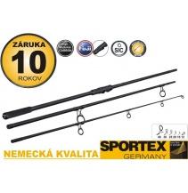 Rybářský prut SPORTEX - COMPETITION Carp NT- třídílný