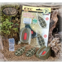 Extra Carp Method Feeder Set 50,60g + formička