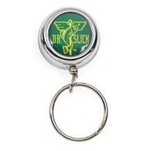 Jojo Clip-On-Reel 0 Ring, stříbrné