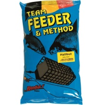 Krmení Method & Feeder HALIBUT 1kg