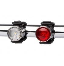 LED LENSER - B2R - přední + zadní