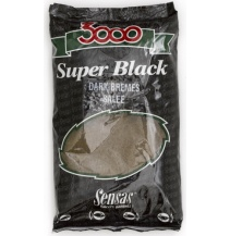 Krmení 3000 Dark Salty Bremes (cejn-černý-slaný) 1kg
