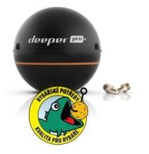 Deeper Pro+ verze WiFi s GPS