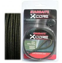 Olověná šňůra X-Core Weedy Green+Jehla 25m