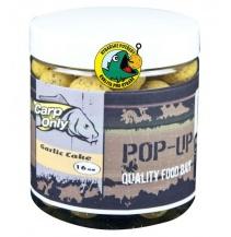 Plovoucí boilies CARP ONLY Garlic Cake 100g