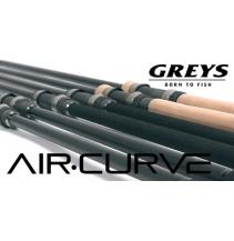 Kaprový prut s dělenou rukojetí Greys Air Curve 50mm
