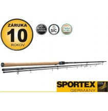 Rybářský prut SPORTEX - EXCLUSIVE Match Medium