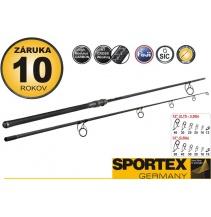 SPORTEX prut - Morion CARP ST - dvoudílný