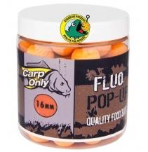 Plovoucí boilies CARP ONLY Fluo Orange 100g
