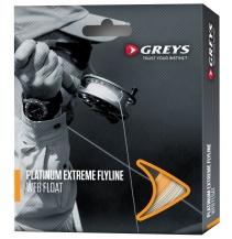 Muškařská šňůra Greys Platinum Extreme WF Float