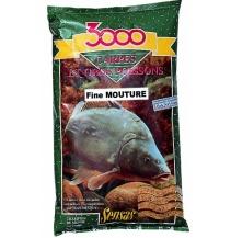 Krmení 3000 Carpes Fine Mouture (kapr-jemný) 1kg