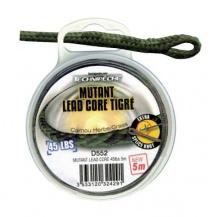 Olověná šňůrka Mutant Lead Core 45lbs, 5m (zelená)