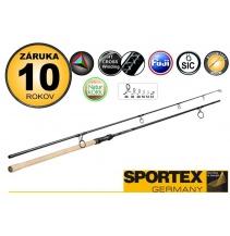 Rybářský prut - SPORTEX - FBC Stalker - Dvoudílný