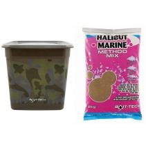 Camo Bucket Halibut Marine Method Mix 3kg