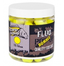 Plovoucí boilies dumbelky CARP ONLY Yellow 80g
