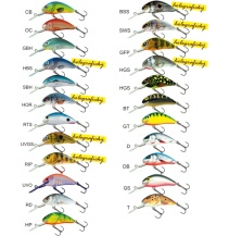 Salmo rybářské woblery Hornet H2S