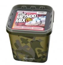 Camo Bucket Big Carp Method Mix: Krill & Tuna 3kg