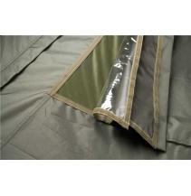PVC kryty předních oken (sada) - Bivak Executive