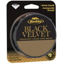 Šňůra Berkley BLACK VELVET 110m