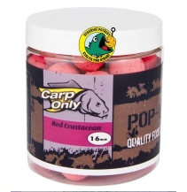 Plovoucí boilies CARP ONLY Red Crustacean 100g
