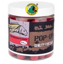Plovoucí boilies CARP ONLY Bloodworm & Liver 100g