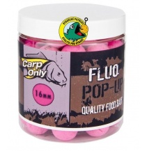 Plovoucí boilies CARP ONLY Fluo Pink 100g