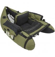 SPARROW Belly Boat AX-S Premium Vert Green