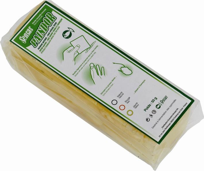 PAINDOR (lisovaný chléb) přírodní 50g