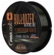 Prologic Bulldozer Fluorocarbon Coated Trans Green 1000m