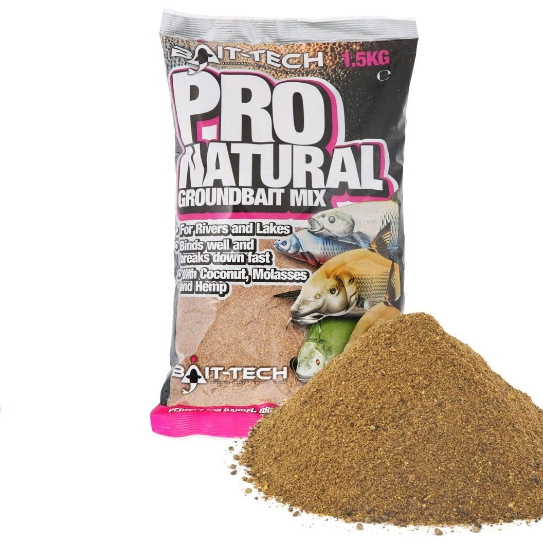 Krmítková směs Pro-Natural Groundbait 1,5kg