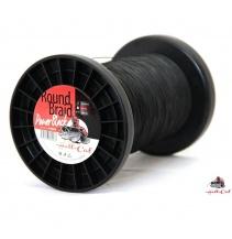 Hell-Cat Splétaná šňůra Round Braid Power Black 0,60mm, 75kg, 1000m