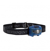 Silverpoint Outdoor Čelovka Hunter XL120 Blue