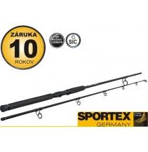 Sportex - dvoudílný prut - Jolokia pilk Black Edition