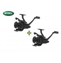 Naviják s volnoběžnou brzdou Mitchell Avocast 8000 FS Black Edition 1+1 ZDARMA