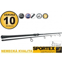 Rybářský prut - SPORTEX - Catapult Carp - Dvoudílný