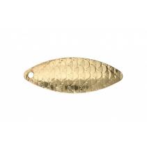 Třpytka - STREAM vel. 1 / 4 g - GOLD / 00L