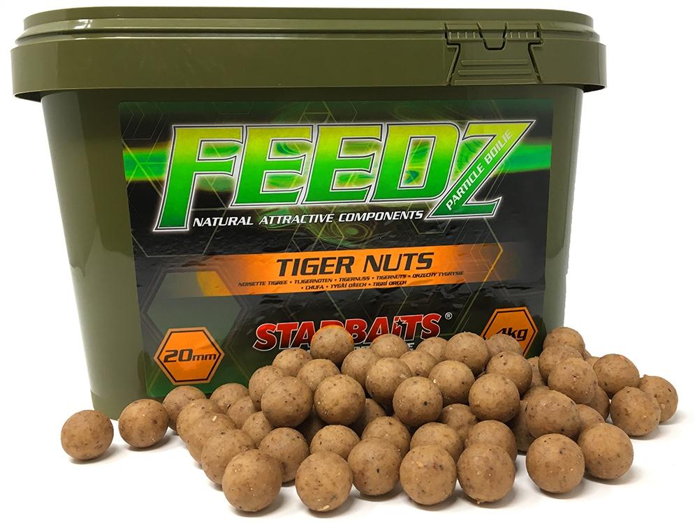 FEEDZ Boilies TIGERNUT 14mm 4kg
