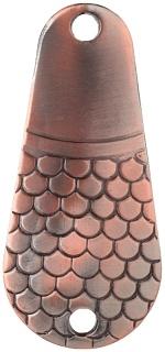 Třpytka - GNOM vel. 1 / 12 g / 5 cm - OLD COPPER