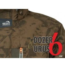 AKCE Geoff Anderson - DOZER 6 + Urus 6 maskáč