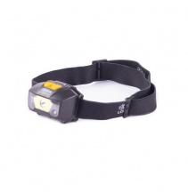 Svítilna LED čelovka se senzorem, nabíjecí