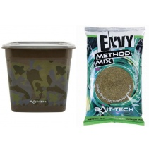 Camo Bucket Envy Hemp & Halibut Method Mix 3kg