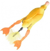 Savage Gear 3D Hollow Duckling 10cm 40g Yellow