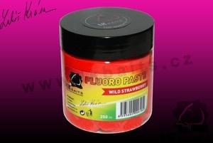 Boilie Pasta Fluoro Wild Strawberry