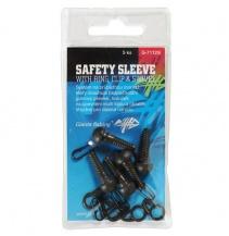 Montáž Safety Sleeve with Ring, Clip a Swivel, 5ks